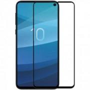 Folie sticla Case friendly Spigen Glass FC Samsung Galaxy S10E Black