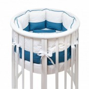 Colibri&Lilly Комплект в кроватку Colibri&Lilly Ocean Round (5 предметов)