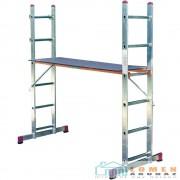 KRAUSE CORDA létraállvány 2x6 fokos 082015 (080011)