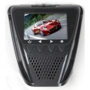 Dash Cam Registratore DVR da auto Full-HD con microSD e display interno