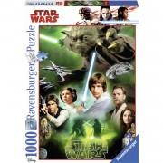 Ravensburger Star Wars puzzel de helden van Star Wars - 1000 stukjes