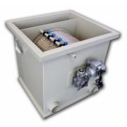 Filtrul automatic pentru iaz Makoi Drum 50 - Ma-koi Trommelfilter 50
