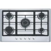 Plita incorporabila Franke Multi Cooking 700 FHM 705 4G TC XT C , 5 arzatoare gaz, 70 cm, Fonta, Microdekor