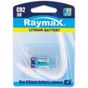 Raymax Batteries Batterie al Litio per Fotocamere Batteria al Litio 3V CR2