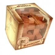 Puzzle din lemn - Cusca - Leonardo da Vinci