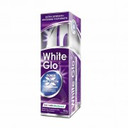 White Glo 2 in 1 With Mouthwash Whitening Toothpaste