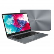 "Laptop Asus Vivobook F510q 15.6"" AMD A12 128GB SSD + 4GB RAM"