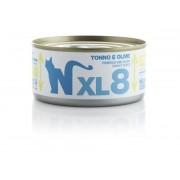 Natural line Natural Code Cat XL 08 Tonno e Olive 170g