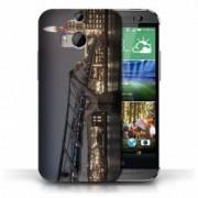Carcasa Londons Burning - HTC One M8 M8s