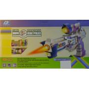 Műanyag Pisztoly DF-16218B 32 cm - Gyerek játék
