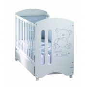 Легло-кошара SWEET BEAR 60/120 - white