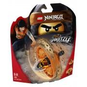 Lego Ninjago (70637). Cole - Maestro di Spinjitzu