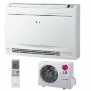 Aer conditionat consola LG 9000 BTU inverter CQ09 + UU09W