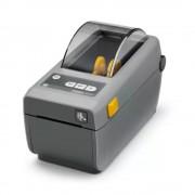 Imprimanta pentru Etichete Zebra ZD410, Rezolutie 203DPI, Latime de Printare 104mm Interfata Bluetooth si USB