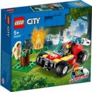 LEGO City Incendiu in padure No. 60247