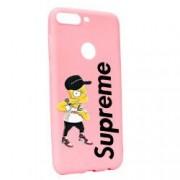 Husa de protectie Supreme The Simpsons pentru OnePlus 5T Silicon P258