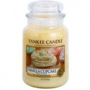 Yankee Candle Vanilla Cupcake scented candle Classic Large 623 g