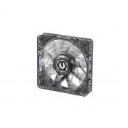 BitFenix Spectre PRO 120mm Fläkt Vit LED - Svart