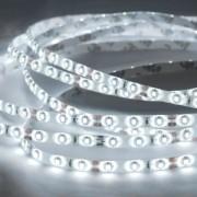 LED szalag , kültéri , 3528 , 60 led/m , 4,8 Watt/m , hideg fehér