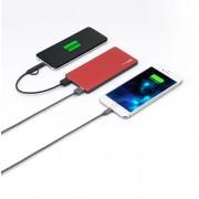 Portabel batteriladdare GP PowerBank Voyage 2.0 med 5.000 mAh - Röd