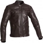 Segura Motorradschutzjacke, Motorradjacke Segura Iron Lederjacke braun XL braun