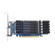 Asus GeForce GT1030-SL-2G-BRK Low-Profile Grafische kaart, NVIDIA PCIe 3.0, 2 GB GDDR5 geheugen, HDMI, DVI