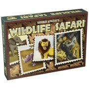 Eagle-Gryphon Games Wildlife Safari Strategy Board Game