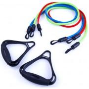 Elastike za vježbanje Spokey Backer Set 3 sa torbicom
