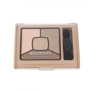 BOURJOIS Paris Smoky Stories Quad Eyeshadow Palette palette di ombretti 3,2 g tonalità 13 Taupissime donna