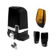 Kit automatizare poarta culisanta Motorline SLIDE800A-KIT 800KG uz industrial + lampa (Motorline)