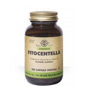 Solgar It. Multinutrient Spa Fitocentella 100capsule Vegetali