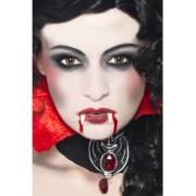 Kit machiaj Halloween vampir cu accesorii