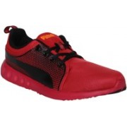 Puma Carson Runner Inno Wn s DP Running Shoes(Red)