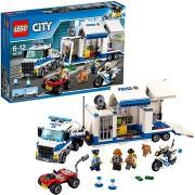 LEGO City 60139 Mobil rendőrparancsnoki központ