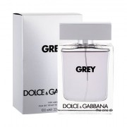 Dolce&Gabbana The One Grey eau de toilette 100 ml Uomo