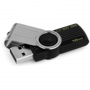 Memoria USB Kingston DataTraveler 101 Generation 2, 16GB -Negro