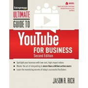 Ultimate Guide to Youtube for Business, Paperback/Inc The Staff of Entrepreneur Media