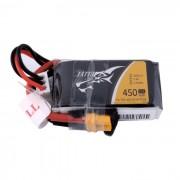 Acumulator LiPo GENS ACE Tattu 7.4 V/ 450 mA/ 75C