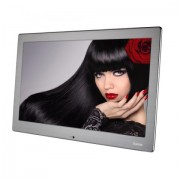 "Photo Frame 13.3"", HAMA 133SLPFHD, Slim steel, Full HD (118571)"