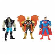 Dc Comics Justice League Mighty Minis 3-Pack