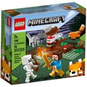 LEGO Minecraft - Het Taiga avontuur 21162