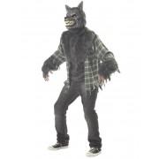 Vegaoo.es Disfraz hombre lobo lujo Halloween - L