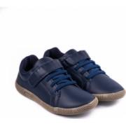 Pantofi Baieti Bibi Walk New Naval Cu Velcro 35 EU