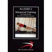 Sissel DVD Pilates Coach Allegro Reformer II Advanced, Inglese