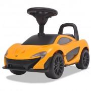 """vidaXL sárga lábbal hajtható """"McLaren P1"""" kisautó"""