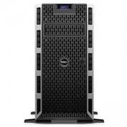 Сървър Dell PowerEdge T430, Intel Xeon E5-2630v4 (2.2GHz, 10C, 25M), 16GB RDIMM, 120GB SSD, PERC H730, DVD+/-RW, iDRAC8 Enterprise, #DELL02229