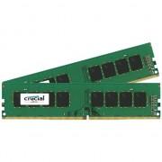Memorie Crucial, 8GB DDR4 (2x4GB), 2400 MHz, CL17