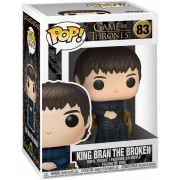 Game Of Thrones FUNKO POP Vinylfigur! - Game Of Thrones King Bran The Broken Funko Pop Vinylfigur-multicolor - Offizieller & Lizenzierter Fanartikel - Offizieller & Lizenzierter Fanartikel