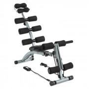 Capital Sports Sixish Core,черно, тренировка на корем, тренировка на тялото (CSP3-Sixish Core)