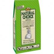 Nutro Natural Choice Adult Lamb & Rice Mini - Saco de 7 Kg